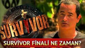 Survivor ne zaman bitecek Survivor final tarihi için geri sayım devam ediyor