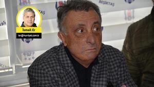 Son Dakika | Beşiktaş Başkanı Ahmet Nur Çebi formülü açıkladı: 2+12 yılda biter