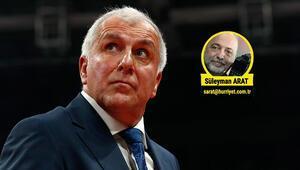 Son Dakika   Zeljko Obradovic yüzde 65 Fenerbahçede kalıyor