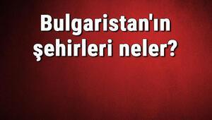 Bulgaristanın şehirleri neler Bulgaristan başkenti, nüfusu, yüzölçümü, telefon ve posta kodu bilgileri