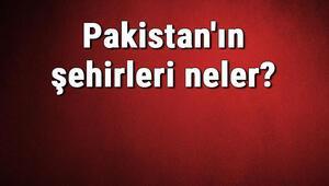 Pakistanın şehirleri neler Pakistan başkenti, nüfusu, yüzölçümü, telefon ve posta kodu bilgileri