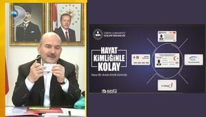 Son dakika haberler... Bakan Soylu yeni kimliklere eklenecek özellikleri açıkladı Artık ehliyetler...