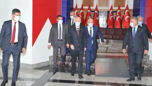 MHPde Merkez Yönetim Kurulu toplandı