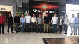 TÜRSAP Bölge Kurulu Sivasta toplandı