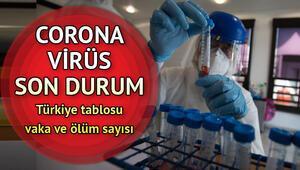 21 Haziran corona virüs tablosu: Korona virüs dünya ve Türkiyede vaka ve iyileşen hasta sayısı haritası
