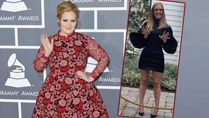 Adele açıkladı: Bu diyeti uygulayarak kilo verdim