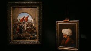 Fatih Sultan Mehmetin, 20. yüzyılda yapılan portresi ilk kez sergilenecek