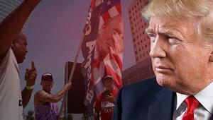 Donald Trumptan gözdağı: Çok farklı bir sahne yaşanacak