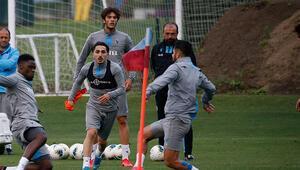 Trabzonspor, Aytemiz Alanyaspor maçının hazırlıklarını sürdürdü