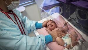 Murat bebek Ankara'da sağlığına kavuşacak