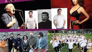 İzmir Büyükşehir Belediyesinden konserler
