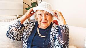 Son Sümer Kraliçesi 107 yaşında