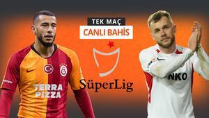 Galatasaray 5 eksikle Gaziantep FK karşısında Bu maça iddaa oynayanların %72si...