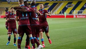 Trabzonspor ile Alanyaspor 8. randevuda