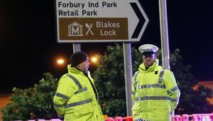 İngiltere'deki bıçaklı saldırı terör eylemi değilmiş