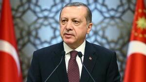 Cumhurbaşkanı Erdoğandan 'Babalar Günü' mesajı