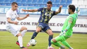 Kasımpaşa 2-0 Fenerbahçe | Maçın özeti ve golleri