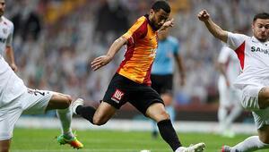 Galatasaray 3-3 Gaziantep   Maçın özeti ve golleri