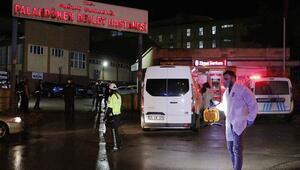Hastanede silahlı çatışma Ölü ve yaralılar var