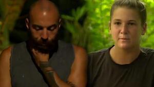 Survivor'da eleme adayı Nisa oldu ortalık karıştı - Nisa ve Sercan arasında neler oluyor Survivor yeni bölüm fragmanında şoke eden sözler