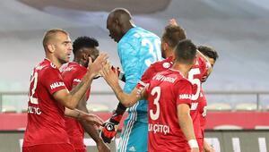 Sivassporda Petar Skuletic siftah yaptı