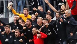 Münih Türkgücü, federasyon kararıyla 3üncü Lige yükseldi