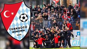 Almanyada Münih Türkgücü 3. Lige yükseldi