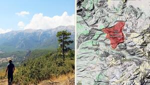 Yıllarca tespit edilememişti 2200 yıllık sınır davasındaki ünlü dağ bulundu...