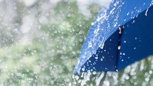 Marmaranın doğusu ve Trakya için kuvvetli yağış uyarısı