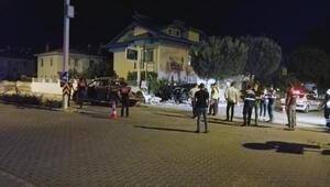 Muğlada kamyonet ile otomobil çarpıştı: 1 ölü, 4 yaralı