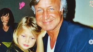 Ünlü oyuncunun babasının fotoğrafı şaşırttı: Karbon kopya gibi