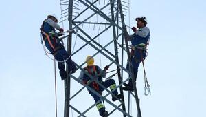 Elektrik ekipleri, sıcak yazda kesintisiz enerji için tedbirlerini aldı