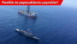 Son dakika haberi: Rum kesiminden çağrı.. Türkiyeyi engelleyecek donanma kur