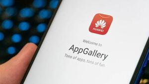 AppGallery kullananlar için Huaweiden sürpriz