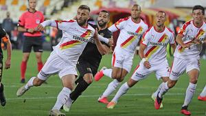 Son 6 maçta 5 yenilgi alan Göztepede üzen seri