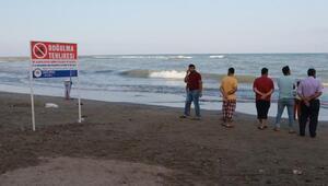 Ali Ercan ve babasının boğulduğu bölgede denize girmek yasakmış