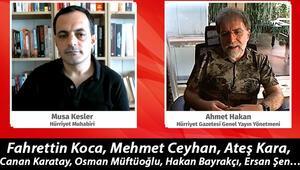Ahmet Hakan isim isim değerlendirdi Dikkat çeken yorumlar…