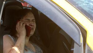 Son dakika... İstanbulda feci kaza Şok geçirdi