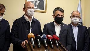 Bakan Soyludan Bursadaki selde hasara uğrayan vatandaşlara yardım duyurusu