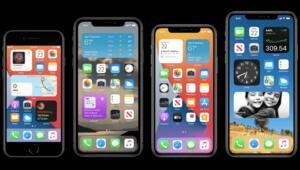 iOS 14: İşte Appleın iPhoneları değiştirecek yeni işletim sistemi