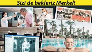 Bild Muhabiri yazdı: Antalya, Berlin'den tedbirli