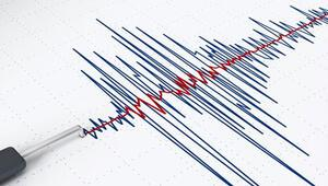 Çankırıda 4.2 büyüklüğünde deprem