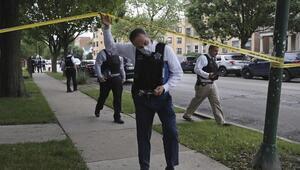 ABDnin Chicago kentindeki silahlı saldırılarda 14 kişi öldü 90 kişi yaralandı