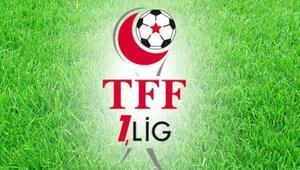 TFF 1. Ligde son 5 haftaya girerken rekabet kızıştı