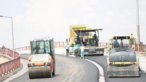 Kocasinan Belediyesi, Ihlamur köprüsünü yeniledi