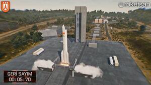 Son dakika... Savunma Sanayii Başkanı Demirden mikro uydu fırlatma tarihini açıkladı