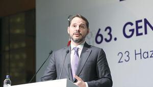 Bakan Albayrak, Türkiye Bankalar Birliği Genel Kurulu'nda konuştu: Milli şuur çağrısı