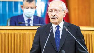 Kılıçdaroğlu'ndan Feyzioğlu'na: Başkanın tavrı derinden sarstı