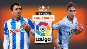 Celta Vigoda Okay Yokuşlu oynayacak mı Real Sociedadın iddaa oranı...