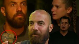 Survivorda Sercan Yıldırım ve Nisa notları açıkladı Hiçbir şey tek taraflı değil